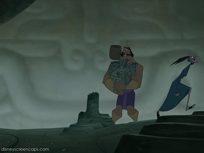 What is Kronk's family name?