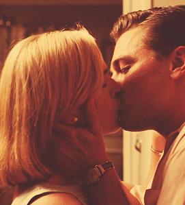 Kate Winslet and Leonardo DiCaprio in...