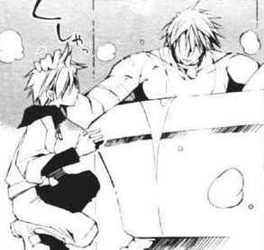 originally, why is Mikage in the military?