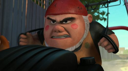 GNOMEO & JULIET: In the end, what happens to Tybalt?