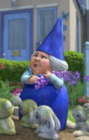 GNOMEO & JULIET: Who voiced Lady Blueberry?