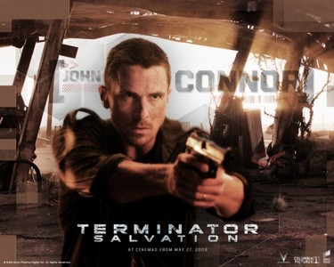 John Connor (2009) goes with...