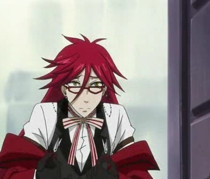 "Who was Grell Sutcliff's ""true"" love?"