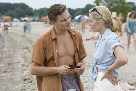 "Who did win Golden Globe Award for ""Revolutionary Road""?"