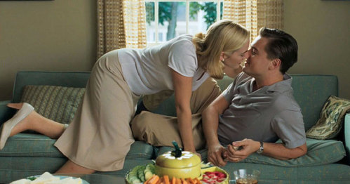 Who was nominated for SAG Award for Revolutionary Road?