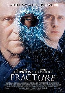 Witch year did Ryan Gosling star opposite Anthony Hopkins in the courtroom thriller Fracture?