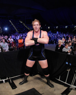 how tall is jack swagger