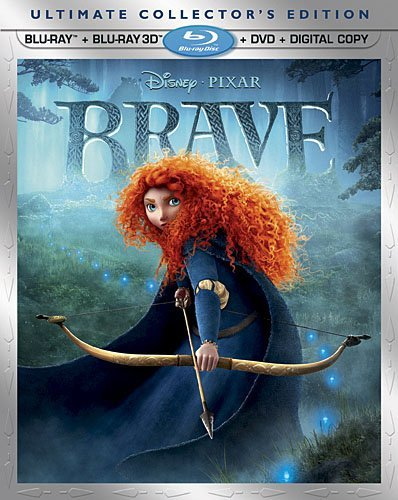 "When does ""Brave"" come out on DVD, Blu-Ray, and iTunes?"