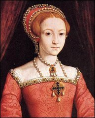 Elizabeth Tudor was born on: