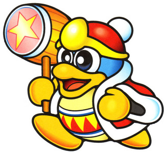 FIRST APPEARANCE - King Dedede