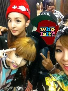 ONE OF THE BIG BANG MEMBERS TWEET THIS PHOTO. PICK THE RIGHT MEMBER
