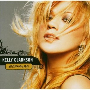 When was Kelly's 2nd album Breakaway released?
