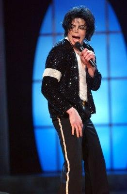 "Michael was a featured performer at his ""30th"" Anniversary konser celebration back in 2001"