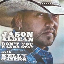 Stronger (14): Don't You Wanna Stay (with Jason Aldean) - Did Kelly write / co-write / someone else wrote it?