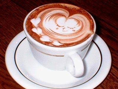 Am I drinking a coffee?