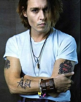 {date of birth}: Johnny Depp