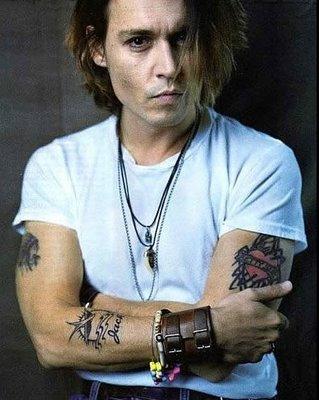 {date of birth}: Johnny Depp
