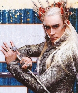 In 'The Hobbit' trilogy (2012-2014) The Elvenking Thranduil is played by: