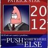 Vote Patrick Star for 2012 InquisitiveOwl photo