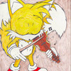Tails Playing a voi- Evolia-Wulf photo