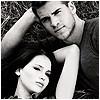 Gale & Katniss <3 pasdoll photo