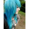 eheehe,♥  Emo_Bluee photo