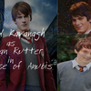 Brad as Fabian in House of Anubis menice photo