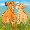Simba & Nala!!!! How cute? <3 BrunoMarsLover9 photo