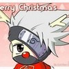 Kakashi Reindeer :D SweetSponge photo