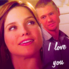 I love you Lucas Scott, you know that?/I love you too, Brooke Davis ♥ bdavisrocks photo