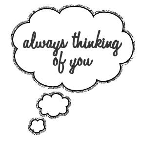 Fanpop - 050801090907's Photo: I am always thinking of you
