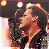 Chris Jericho - image credit: badwani.deviantart.com  A-H-D photo
