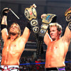 Chris Jericho & Edge A-H-D photo