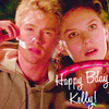 Credit: Holly<3 Happy Birthday Kelly! leytonfaan_18 photo