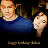 Happy birthday Chelsea!!! credit: Jessica4695  Brucas_Chophia photo