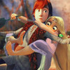 Hiccup/Rapunzel chesire photo