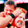Sheamus and Chris Jericho  nooon photo