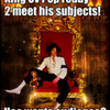 His Majesty The King Of Pop Vespera photo