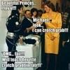 MJ and Princess Diana Vespera photo