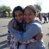 me and my friend in last day of yr 6 120paradise photo