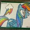 Props to sentinelwolf for tips and advice, too bad I only had crayons lol (Free Handed) LillyLover62 photo