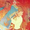 Little Anastasia/John Rolfe chesire photo