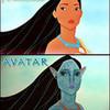 Pocahontas - Avatar-ized chesire photo