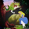 Alice/Peter Pan chesire photo