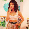 Sel looks gorgeous in Dolce and Gabana :D <3 Love tracytracy2000 photo