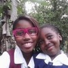 me n ma lil sis ayana-davis photo