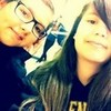 In class with Steph (: vanessa100 photo