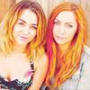 Miley & Brandi<3 SmileyMiley216 photo