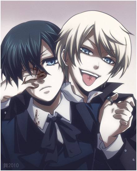 Fanpop - Mentalist100's Photo: Ciel Phantomhive and Alois ...