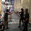 behind the scenes of Hit Ep 23 Criminal Minds May 16 Tricia Helfer Unsub logans photo